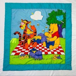 Disney Winnie the Pooh Throw/Blanket
